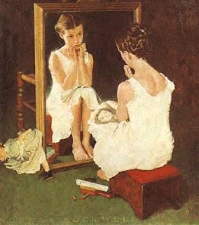 °•.♥.•° انسانه°•.♥.•° girl_at_the_mirror%5